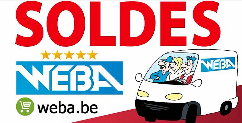 WEBA - Soldes 2018 Hôtel