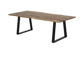 Eetkamer Massief Hout : Eetkamer meubelen nodig? eetkamers met landelijke meubelen of design