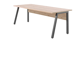 Bureau Blanc Pied Bois : Acheter un bureau? weba a un grand assortiment de bueraux weba meubles