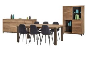 Eetkamer kopen? Ruim aanbod eetkamers bij meubelen WEBA - WEBA meubelen