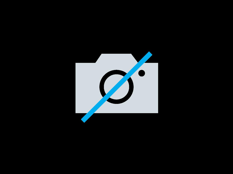 Boxspring Diana 1xfirm 180x200cm stof lichtblauw