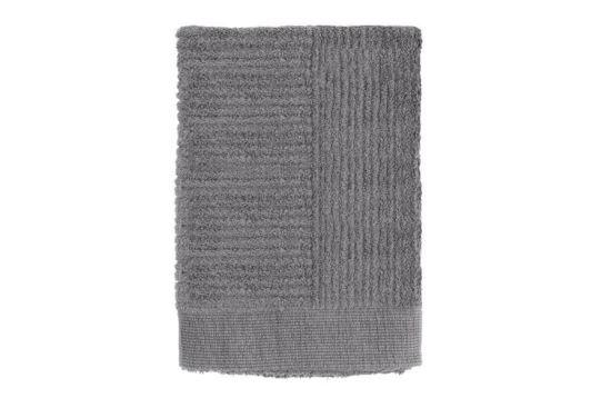 Handdoek 50x70cm grijs