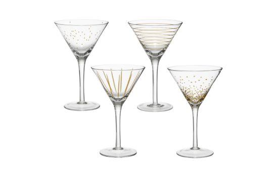 Cocktailglas 29CL, set van 4