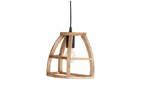 Wandlamp Matrix Naturel 60W E27
