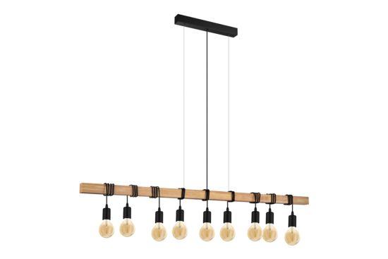 Hanglamp Townshend 150cm E27