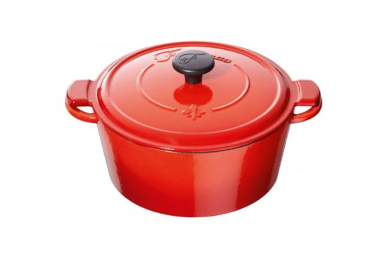 Stoofpot Mains Libres Ø26cm rood