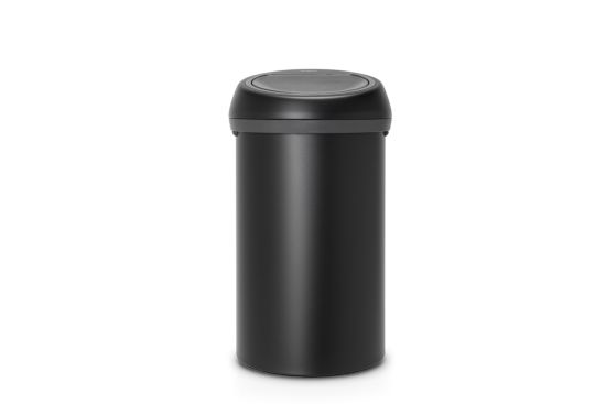 Touch Bin Brabantia 60L moonlight black