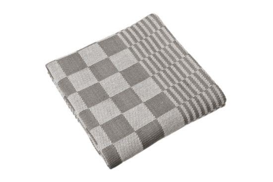 Keukenhanddoek Mineur 65x65cm grijs, set van 6