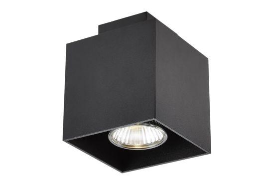 LED spot 5W GU10 zwart