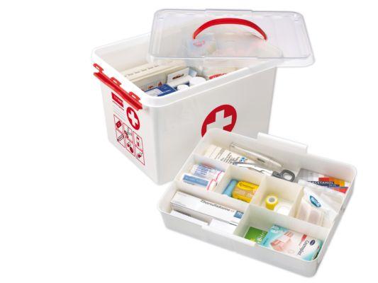 Opbergbox First aid  40x30x26cm