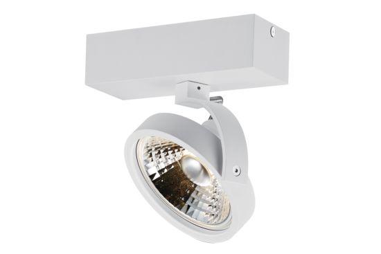 LED spot 12W AR111 wit