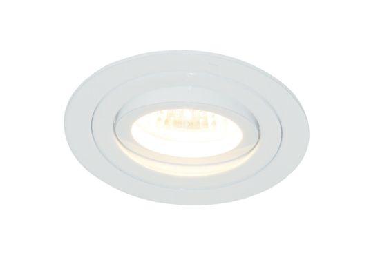 Inbouwspot LED rond wit 5W GU10