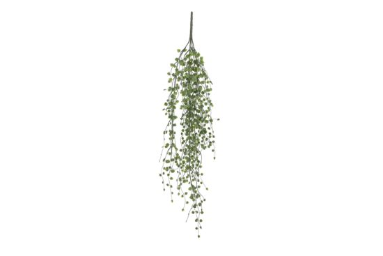Hangende kunstplant Peperomia H80cm