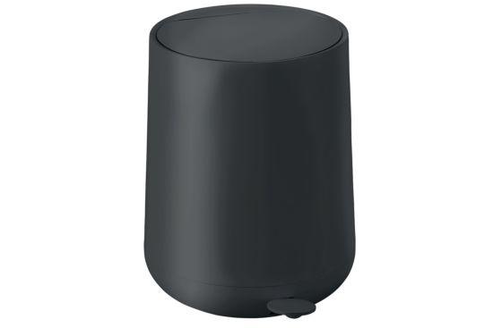 Pedaalemmer 5L zwart
