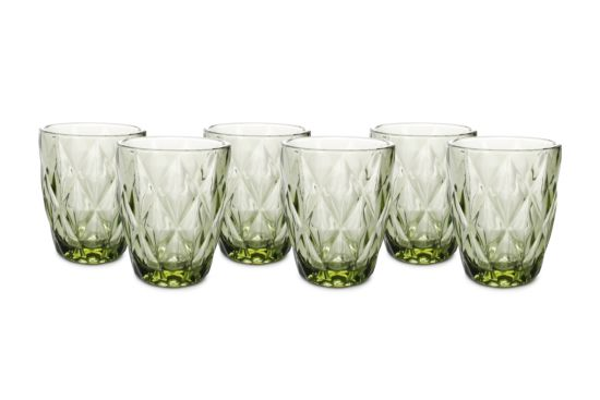 Cocktailglas Okta set van 6