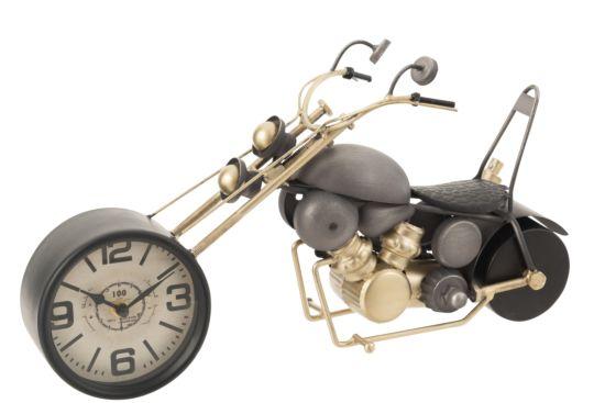Klok Moto 46,5x13cm