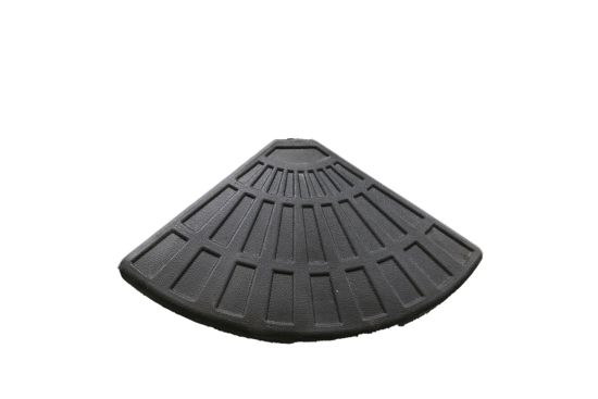 Parasolvoet Thalassa 2x12kg