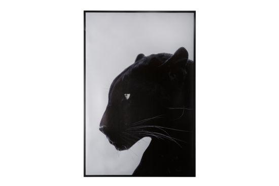 Print op canvas Panter 60x90cm