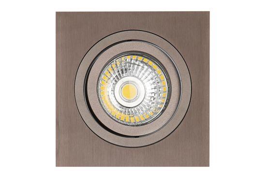 Inbouwspot LED brons 5W GU10