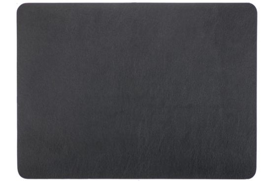 Placemat Togo 33x45cm zwart