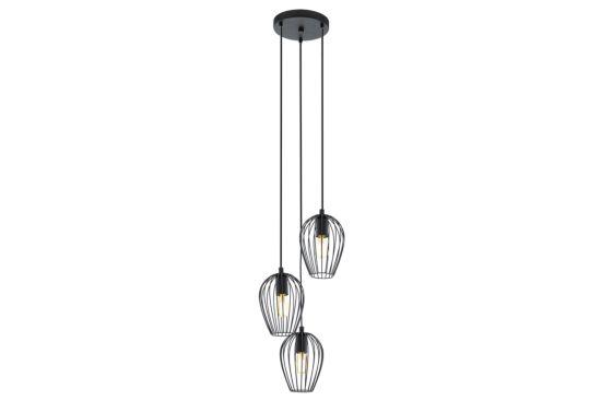Hanglamp Newton Ø38cm 3x60W E27