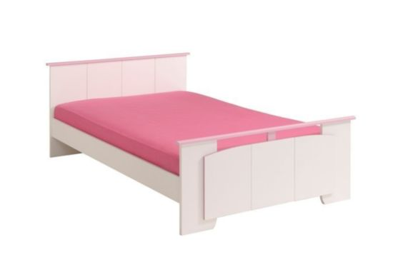 Bed Biotiful 90x200cm wit