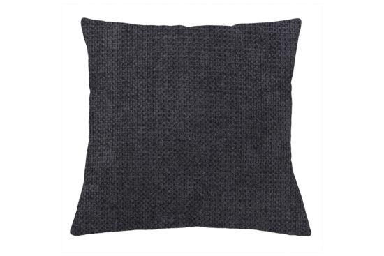 Kussen Crown  60x60cm zwart