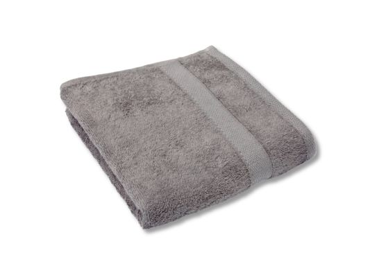 Handdoek 50x100cm taupe