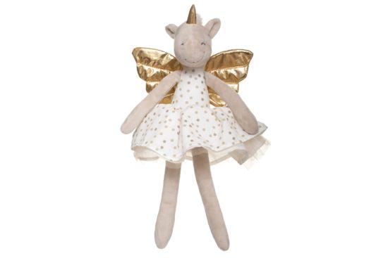 Knuffel Unicorn Wings H38,5cm