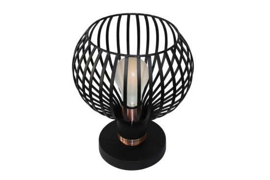 Tafellamp E27 H29cm