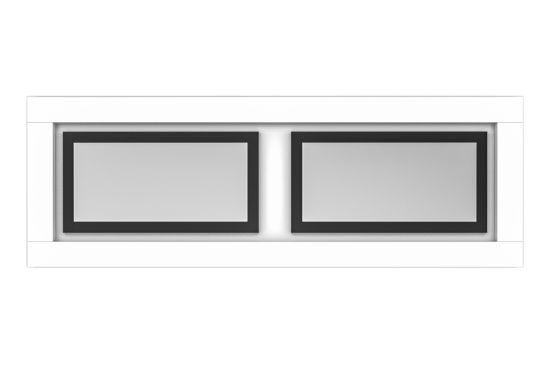Spiegel Riva II 59x174cm