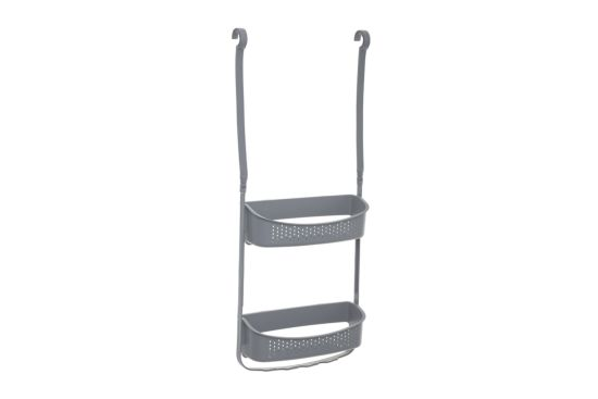 Doucherek Caddy Flex 31,5x10,1x70cm