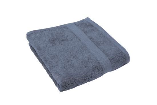 Handdoek 50x100cm stone blue