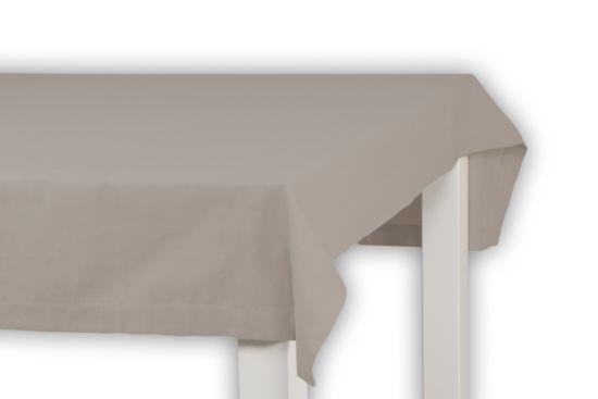 Tafellaken 140x240cm grijs