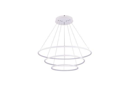 Hanglamp Ø80/60/40cm 99W SMD