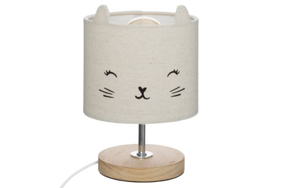 Tafellamp Kat E14 H21cm