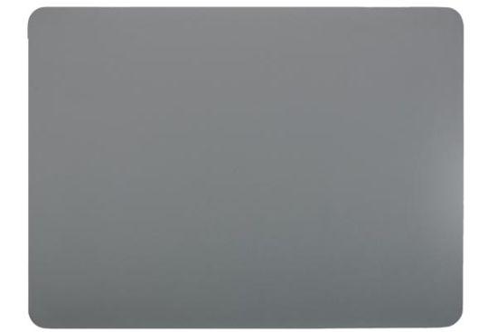 Placemat Togo 33x45cm grijs