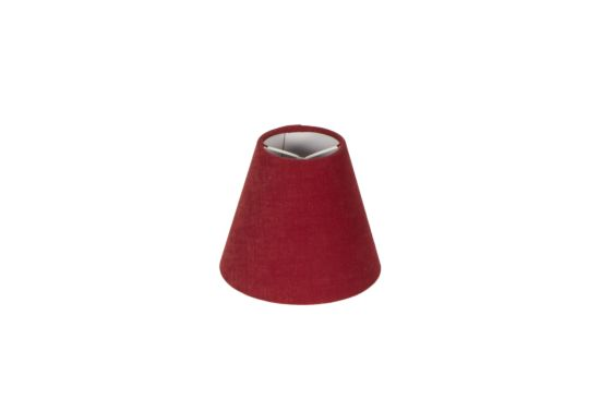 Lampenkap Ø13cm ruby