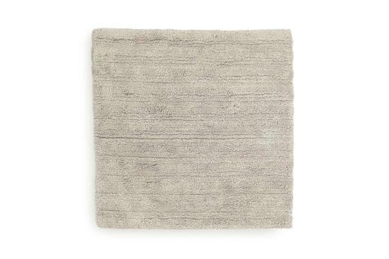 Badmat 60x60cm naturel