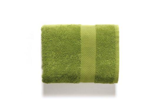 Handdoek Royal Touch 40x70cm apple green
