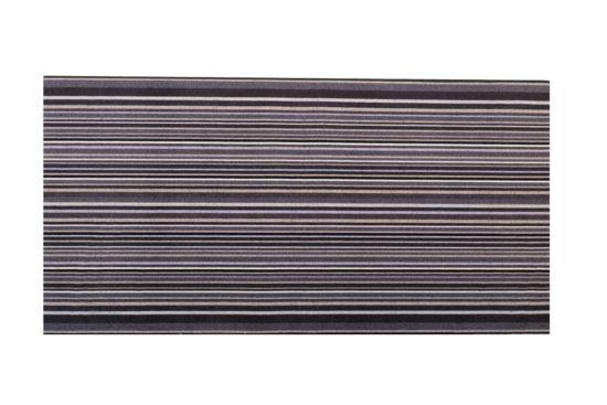 Keukenloper Deco star - verticale lijn 65x140cm laagpolig