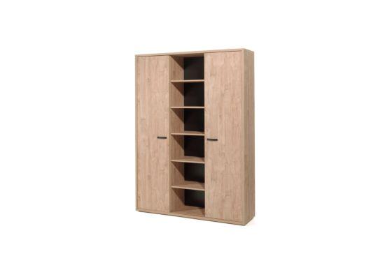 Boekenkast Capo 160x40x216cm