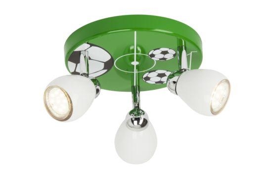Plafondlamp Soccer  Ø31cm