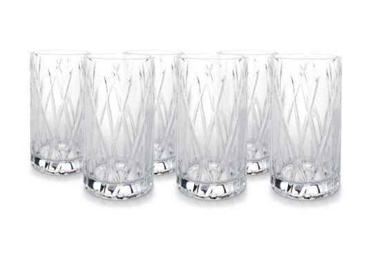 Longdrinkglas Lace Bond 40cl set van 6