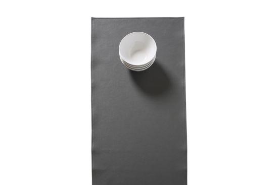 Tafelloper Monaco 45x140cm grijs