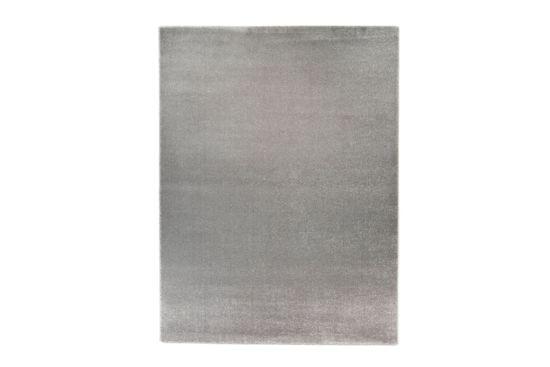 Tapijt Lukas 160x230cm zilver grijs