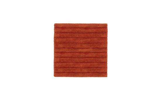 Badmat 60x60cm oranje
