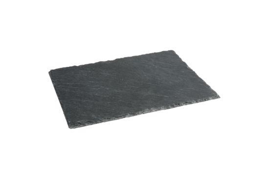 Leisteen bord 32x24cm