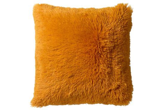 Kussen Fluffy 60x60cm golden glow