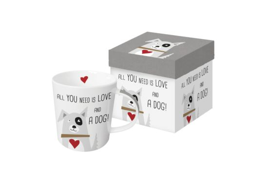 Mok Love and Dog 35cl